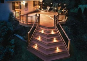 Chris Welling Electrical exterior lighting